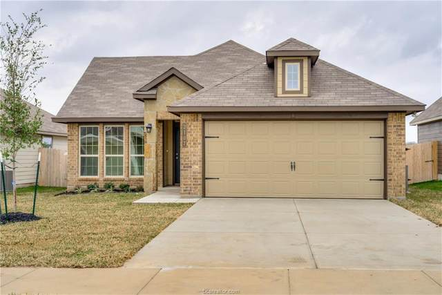 2107 Markley Drive, Bryan, TX 77807 (MLS #20001714) :: The Lester Group
