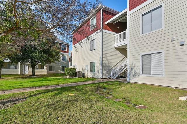 515 Southwest Parkway #304, College Station, TX 77840 (MLS #20002718) :: The Shellenberger Team