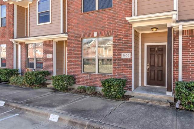 1000 Spring #1605, College Station, TX 77840 (MLS #20002729) :: RE/MAX 20/20