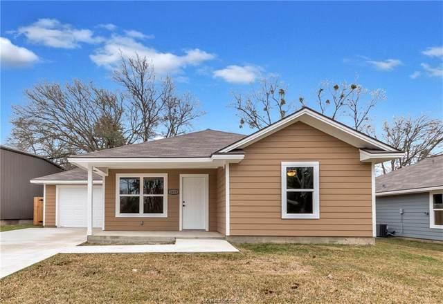 1419 Kermitt Street, Bryan, TX 77803 (MLS #20002741) :: The Lester Group