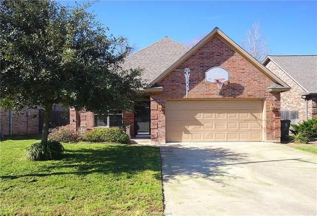 416 Montauk Court, Bryan, TX 77801 (MLS #20002745) :: Treehouse Real Estate