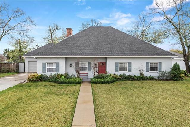 2304 Quail Hollow Drive, Bryan, TX 77802 (MLS #20002759) :: Cherry Ruffino Team