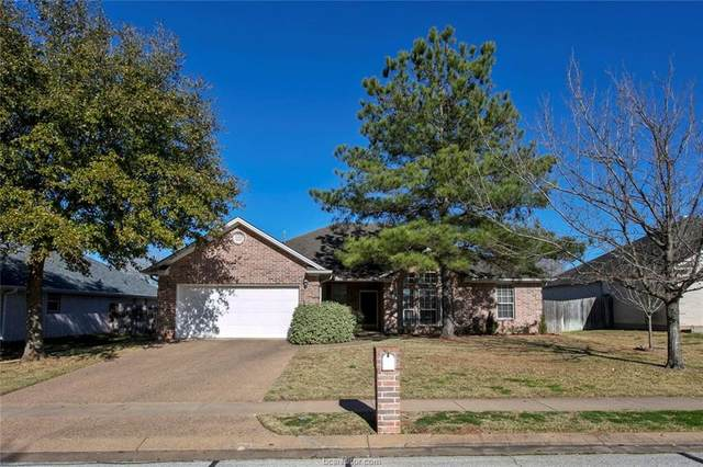 3209 Von Trapp Lane, College Station, TX 77845 (MLS #20002781) :: Chapman Properties Group