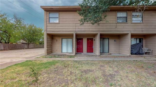 202 Lincoln Avenue D, College Station, TX 77840 (MLS #20002794) :: BCS Dream Homes