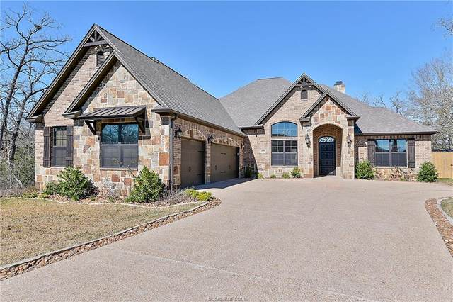 4901 Fallen Oak Cove, College Station, TX 77845 (MLS #20002812) :: The Shellenberger Team