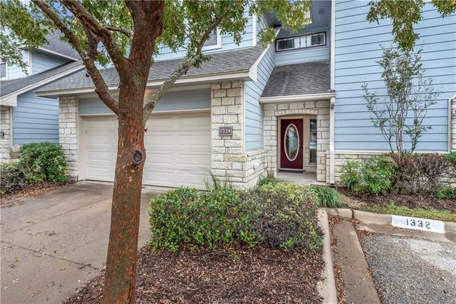 1334 Canyon Creek, College Station, TX 77840 (MLS #20002819) :: The Lester Group