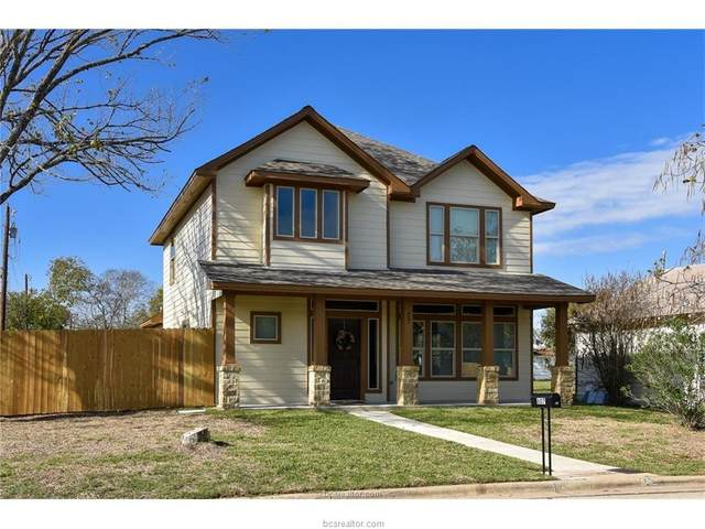 607 Preston Street, College Station, TX 77840 (MLS #20002826) :: Treehouse Real Estate
