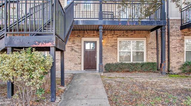 1725 Harvey Mitchell Parkway #1912, College Station, TX 77840 (MLS #20002864) :: The Lester Group