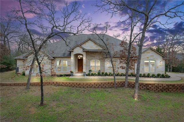 3076 Paleo Point, College Station, TX 77845 (MLS #20002869) :: The Shellenberger Team