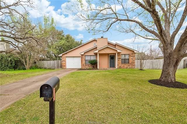 2126 Labrisa Drive, Bryan, TX 77807 (MLS #20002876) :: Cherry Ruffino Team