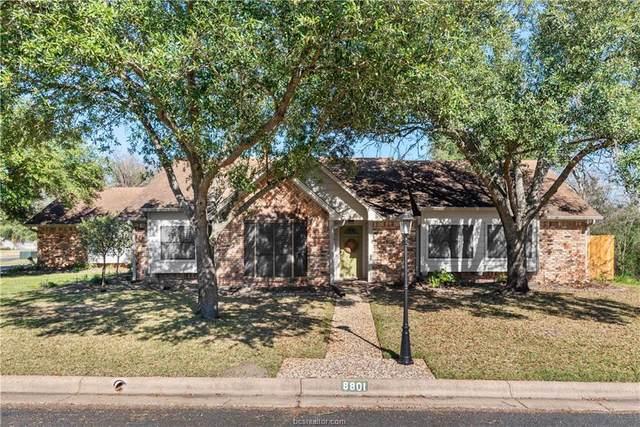 8801 Driftwood Drive, College Station, TX 77845 (MLS #20002888) :: Cherry Ruffino Team