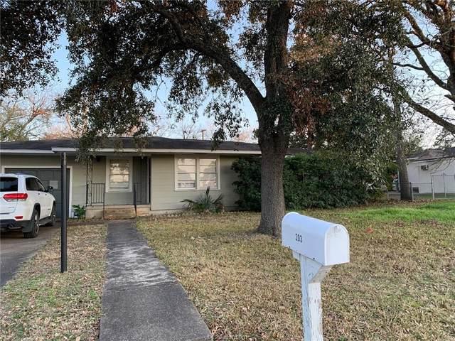 203 Dunn Street, Bryan, TX 77801 (MLS #20002953) :: Treehouse Real Estate