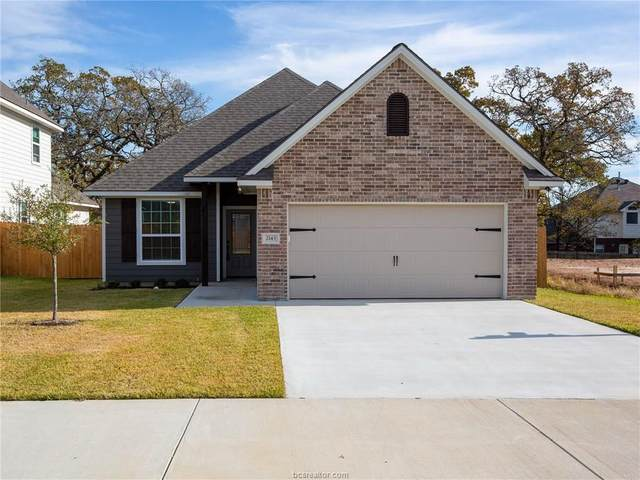 2129 Mountain Wind Loop, Bryan, TX 77807 (MLS #20002962) :: The Shellenberger Team