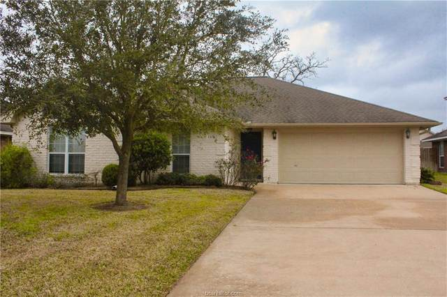 1305 Portsmouth Court, College Station, TX 77845 (MLS #20002967) :: Chapman Properties Group