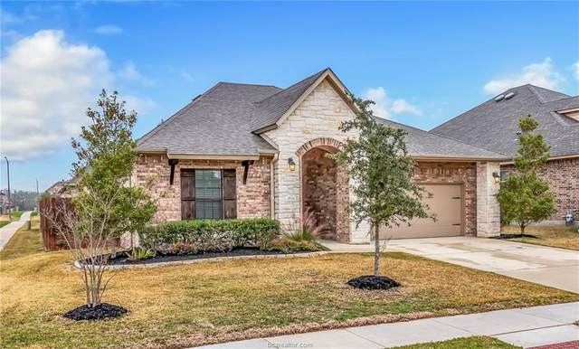 2514 Warkworth Lane, College Station, TX 77845 (MLS #20002975) :: The Lester Group