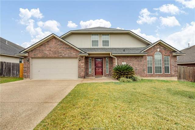 1519 Hunter Creek Drive, College Station, TX 77845 (MLS #20002987) :: Chapman Properties Group