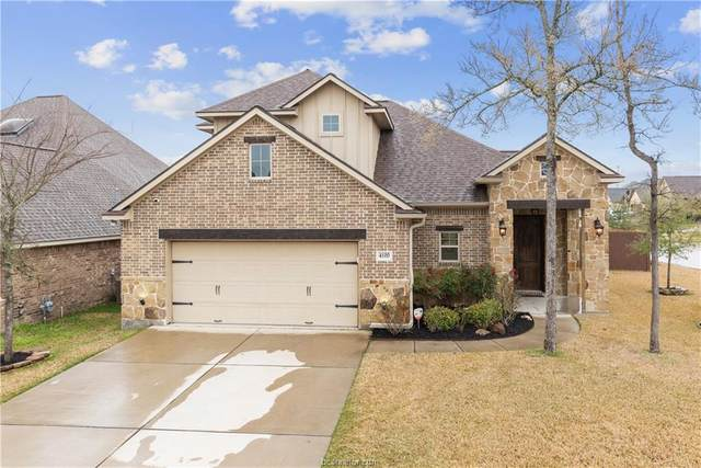 4100 Deep Stone Court, College Station, TX 77845 (MLS #20002992) :: Chapman Properties Group