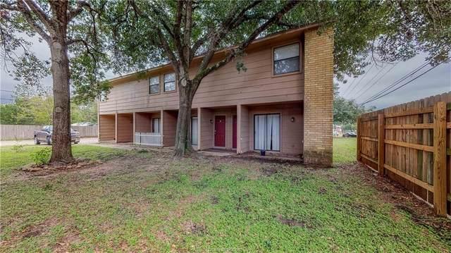 200 Lincoln Avenue D, College Station, TX 77840 (MLS #20003007) :: BCS Dream Homes