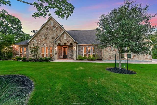 18451 Anasazi Bluff Drive, College Station, TX 77845 (MLS #20003049) :: Cherry Ruffino Team