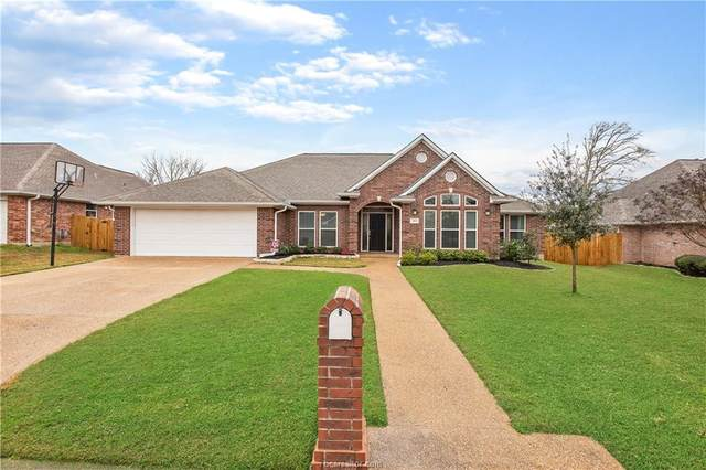 3204 Liesl Court, College Station, TX 77845 (MLS #20003068) :: The Lester Group