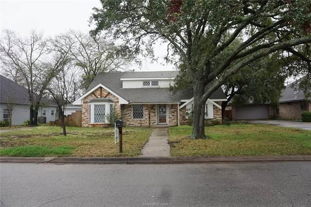 2302 Quail Hollow Drive, Bryan, TX 77802 (MLS #20003084) :: The Shellenberger Team
