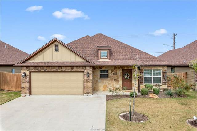 3003 Papa Bear Drive, College Station, TX 77845 (MLS #20003089) :: The Lester Group