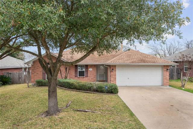 3987 Tiffany Trail, College Station, TX 77845 (MLS #20003124) :: Chapman Properties Group