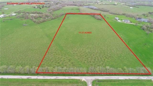 17.27 Acres County Road 316, Navasota, TX 77868 (MLS #20003134) :: Chapman Properties Group