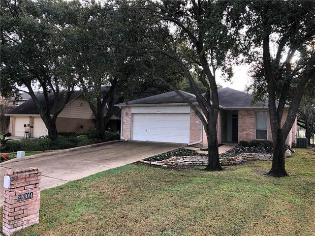2804 Broadmoor Drive, Bryan, TX 77802 (MLS #20003144) :: Cherry Ruffino Team