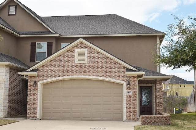 1412 Crescent Ridge, College Station, TX 77845 (MLS #20003146) :: RE/MAX 20/20