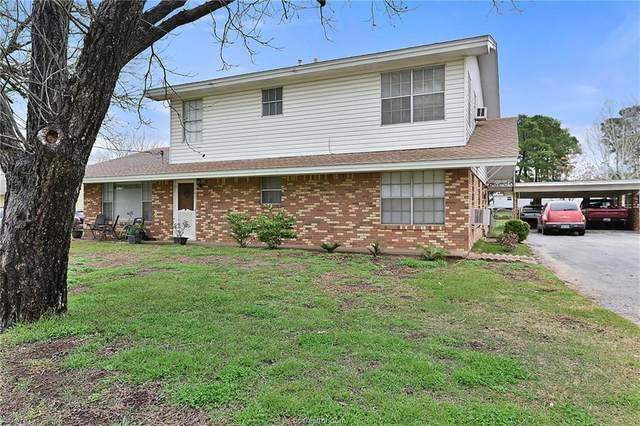 703 Norwood Lane, Hearne, TX 77859 (MLS #20003183) :: The Lester Group
