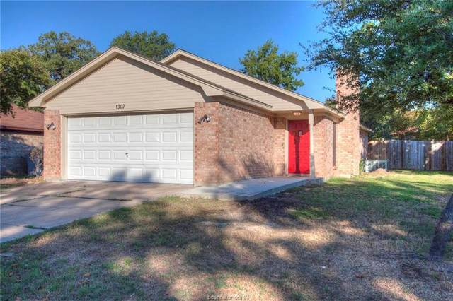 1307 Hardwood Lane, College Station, TX 77840 (MLS #20003186) :: The Lester Group