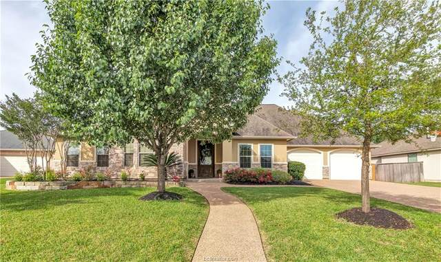 5212 Ballybunion Lane, College Station, TX 77845 (MLS #20003204) :: NextHome Realty Solutions BCS
