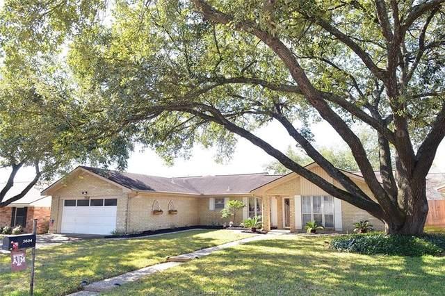 3604 Tanglewood, Bryan, TX 77802 (MLS #20003205) :: RE/MAX 20/20