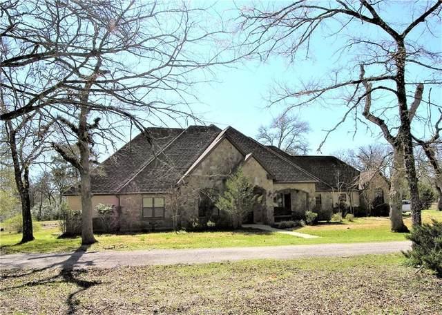 8350 Joyce Road, Bryan, TX 77808 (MLS #20003236) :: Cherry Ruffino Team