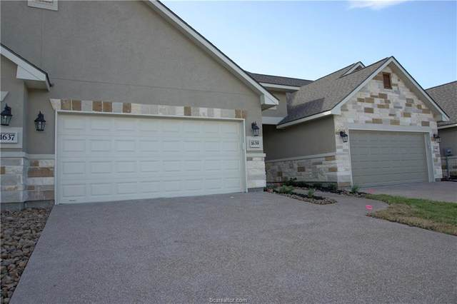 1639 Buena Vista, College Station, TX 77845 (MLS #20003254) :: Cherry Ruffino Team