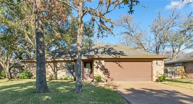 2805 Manzano Court, College Station, TX 77845 (MLS #20003297) :: Chapman Properties Group