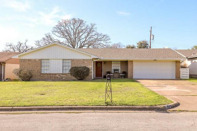 3514 Oakside Drive, Bryan, TX 77802 (MLS #20003309) :: The Lester Group