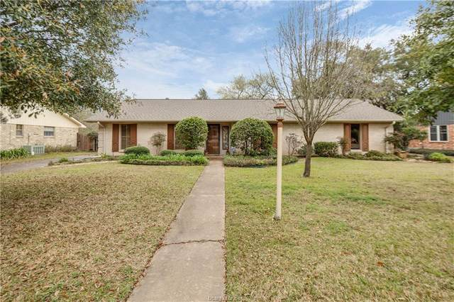 2808 Cherry Creek, Bryan, TX 77802 (MLS #20003321) :: Cherry Ruffino Team