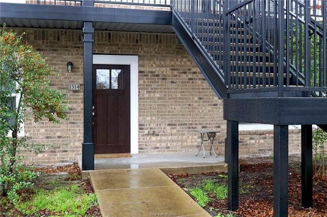 1725 Harvey Mitchell #1314, College Station, TX 77840 (MLS #20003349) :: Chapman Properties Group