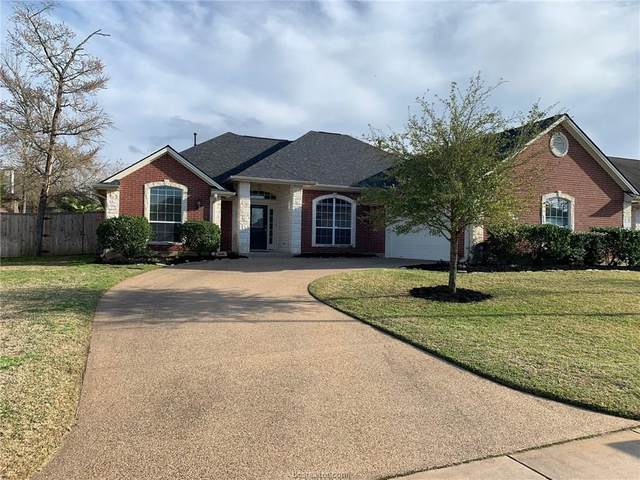 408 Cold Spring Drive, College Station, TX 77845 (MLS #20003352) :: Cherry Ruffino Team