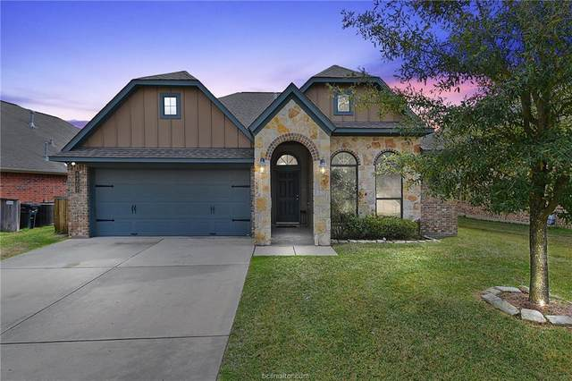 4207 Cripple Creek Court, College Station, TX 77845 (MLS #20003363) :: BCS Dream Homes
