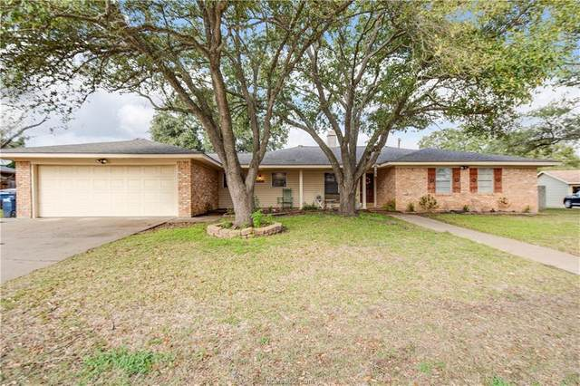 3509 Tanglewood Drive, Bryan, TX 77802 (MLS #20003370) :: The Lester Group