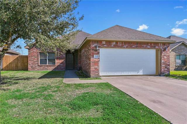 3505 Marigold Street, College Station, TX 77845 (MLS #20003371) :: BCS Dream Homes