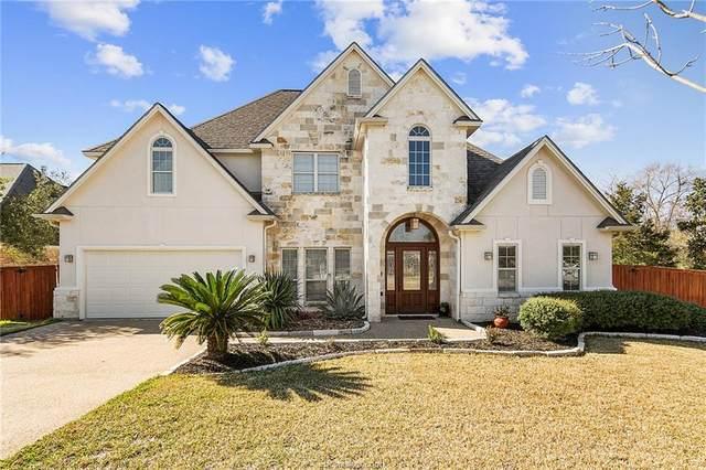 2129 Rockcliffe Loop, College Station, TX 77845 (MLS #20003377) :: BCS Dream Homes