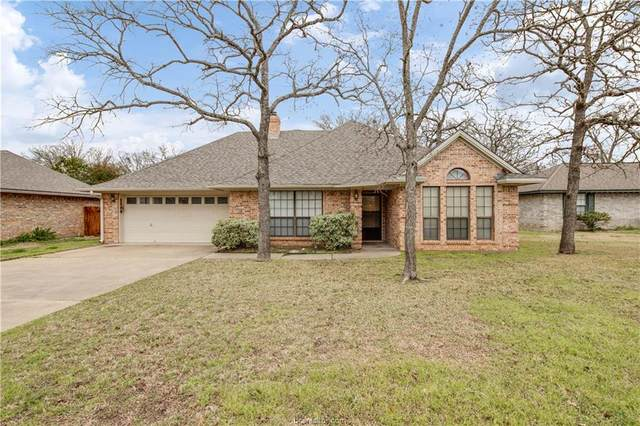 2905 Rayado Court, College Station, TX 77845 (MLS #20003386) :: Cherry Ruffino Team