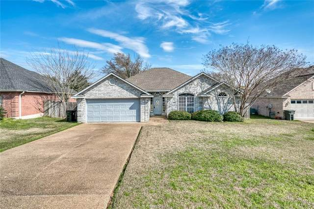 2313 E Mercers Landing, Bryan, TX 77808 (MLS #20003398) :: Cherry Ruffino Team