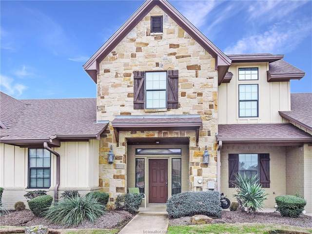 3203 Sergeant Drive, College Station, TX 77845 (MLS #20003445) :: The Lester Group