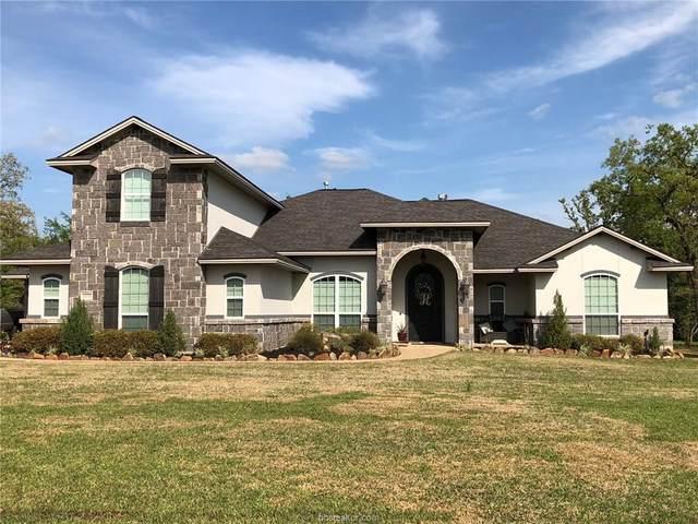 18099 Ranch House, College Station, TX 77845 (MLS #20003466) :: Cherry Ruffino Team