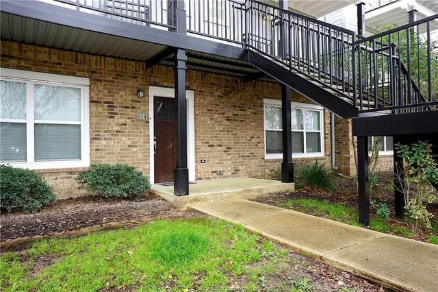 1725 Harvey Mitchell #614, College Station, TX 77840 (MLS #20003480) :: NextHome Realty Solutions BCS